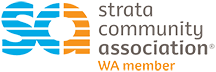 Strata Community Association WA Member logo